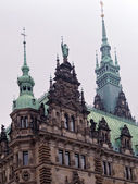 Hamburg 2012 - City Hall — Stock Photo