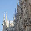 Royalty-Free Stock Photo: Milan Cathedral Dome
