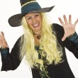 Scary Witch - Stock Photo