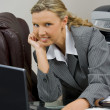 Businesswoman — Stock Photo