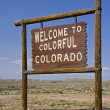 Stock Photo: Colorado