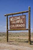 Colorado — Stock Photo