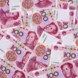 Chinese Yuan - Stock Photo