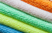 Stack of towels. — Stock Photo