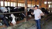 Successful Farmer — Fotografia Stock