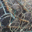Stock Photo: Lobster & crab pots