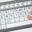 Customer services — Stockfoto