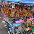 Stock Photo: Market stall of Thailand