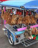 Marknadsstånd i thailand — Stockfoto