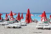 Ouldeniz beach turcja — Zdjęcie stockowe