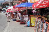 Turkish street — Stock Photo