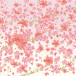 Royalty-Free Stock Vector Image: Pink tone background with cherry blossom