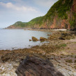 Woody Bay near Lynton and Lynmouth in Devon, England — Stock Photo