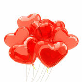 Heart Balloon — Foto de Stock