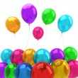 Colorful Balloon — Stock Photo #11534105