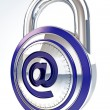 Online security for Internet trade — Stock Photo