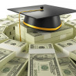 Education Cost — Stock Photo #11850318