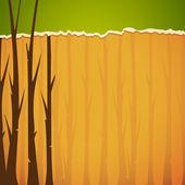 Tree Template — Stock Vector