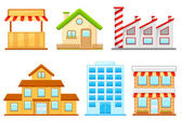 Building Icon — Stock Vector