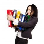 Business woman — Stock Photo #11306411