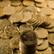 Euro Coins 2012 — Stock Photo