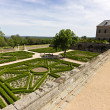 Stock Photo: Royal Monastery garden