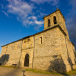 "Church ""Campo"" — Stock Photo"