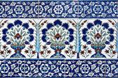 Tiles in Topkapi Palace — Stock Photo