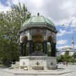 German Fountain in Sultanahmet — Stock Photo