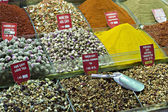 The Spice Bazaar, Istanbul, Turkey — Stock Photo