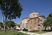Hagia Irene Church, Istanbul, Turkey — Stock Photo