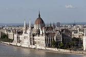 Budapest Parliament, Hungary — Stock Photo