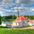 Priory palace in Gatchina, Russia — Stock Photo