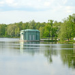 Stock Photo: Pavilion of Venus in Gatchina, Russia