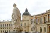 Sculpture of the Gatchina Palace, Russia — Stock Photo