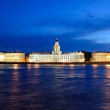 Stock Photo: Petersburg, Russiin white night.