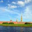 peter and paul fortress&quot — Stock Photo