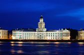 St. Petersburg, Russia in a night. — Stock Photo