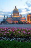 White Nights in St. Petersburg, Russia — Stock Photo
