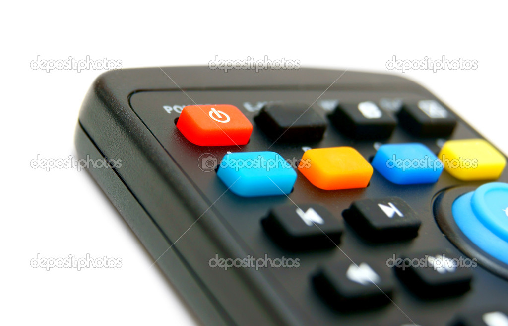 The panel remote. — Stock Photo #10782753