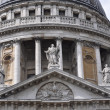 St. Pauls Cathedral in London England — Stock Photo
