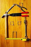 Casa de la herramienta — Foto de Stock
