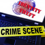 Постер, плакат: Identity theft