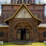 ������, ������: Main entrance to church Beheading of St John the Baptist