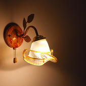 Classic sconce — Stock Photo