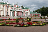 Palace in Kadriorg garden — Stock Photo