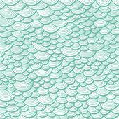 Soft light blue marine background imitating fish scales — Stock Vector