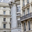 Parisian architecture, France — Stock Photo