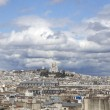 Scenic view over Paris, France — Stock Photo