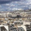 Stock Photo: Scenic view over Paris, France